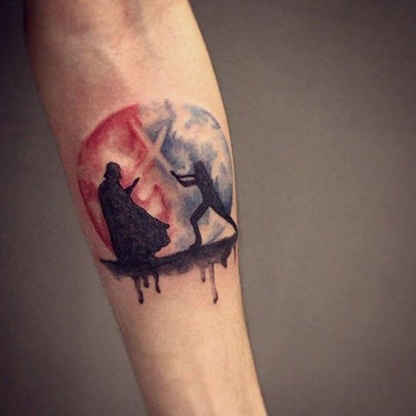 Image Result For Star Wars Forearm Tattoo Tattoo Ideas