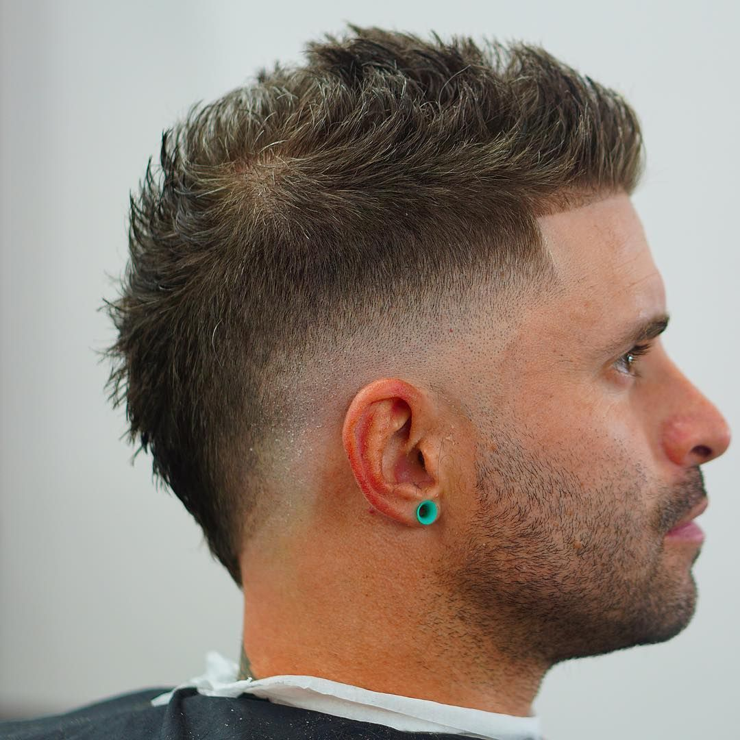 15 uber cool punk hairstyles for men   mark style   faux
