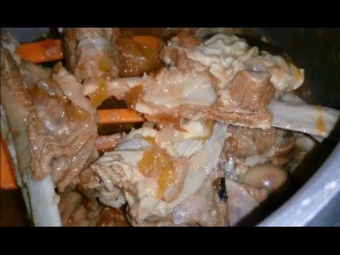 شوربة الشوفان والخضار الكريمية مع اللحم المفروم تجدون الفيديو على اليوتيو Cooking Food Eat