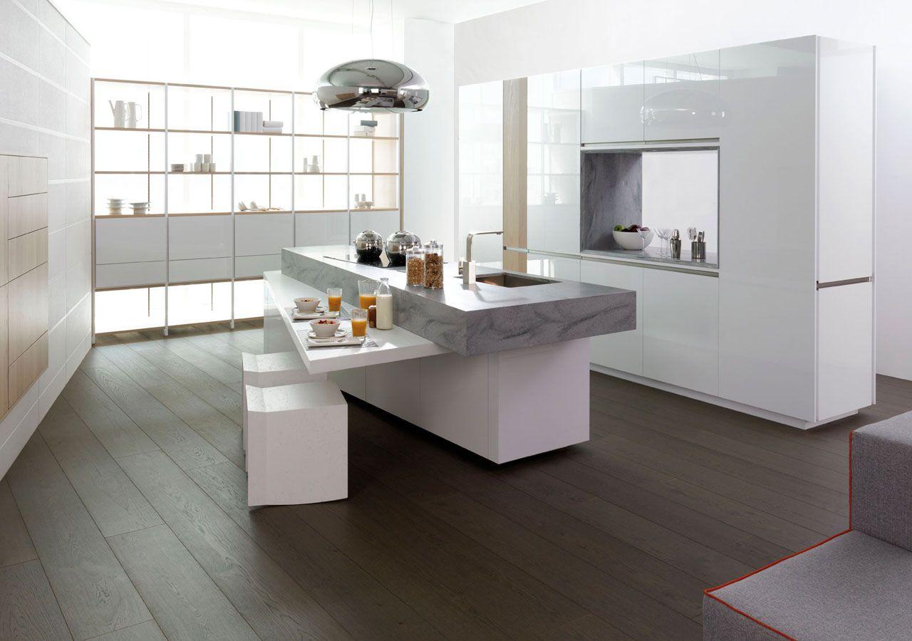 Gamadecor Porcelanosa Mobiliario Cocina 0438 Jpg 1280 900 Kitchen Inspiration Modern Interior Design Kitchen Kitchen Interior