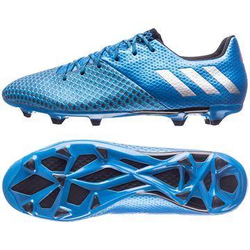 adidas Messi 16.2 FGAG BleuArgentéNoir | Chaussures de