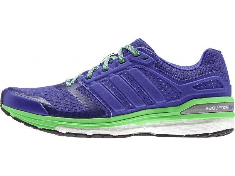 2117f352757 NEW ADIDAS SUPERNOVA SEQUENCE BOOST 8 Womens 9 Running B33451  130  adidas   Running