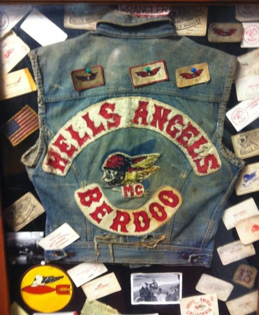 The original patch   1%   Hells angels, Motorcycle clubs