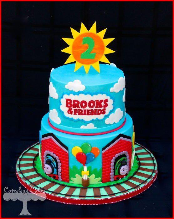Thomas And Friends Cake Thomas Pinterest Friends Cake Cake