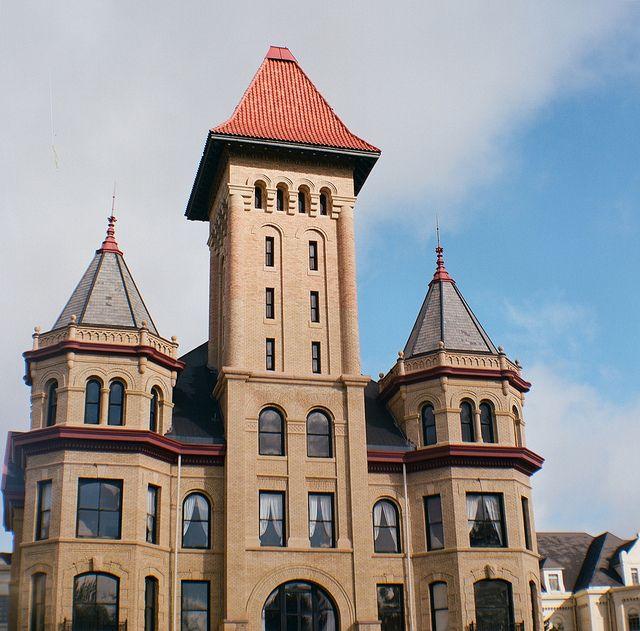 Old Fergus Falls State Hospital