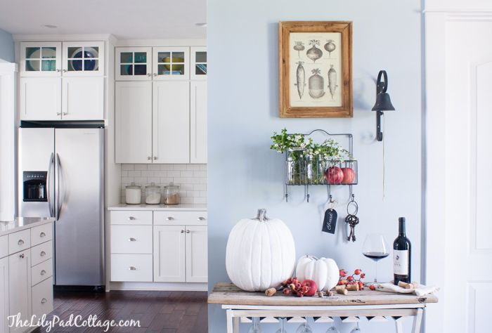 Fall Home Tour Cabinets To Gokitchen