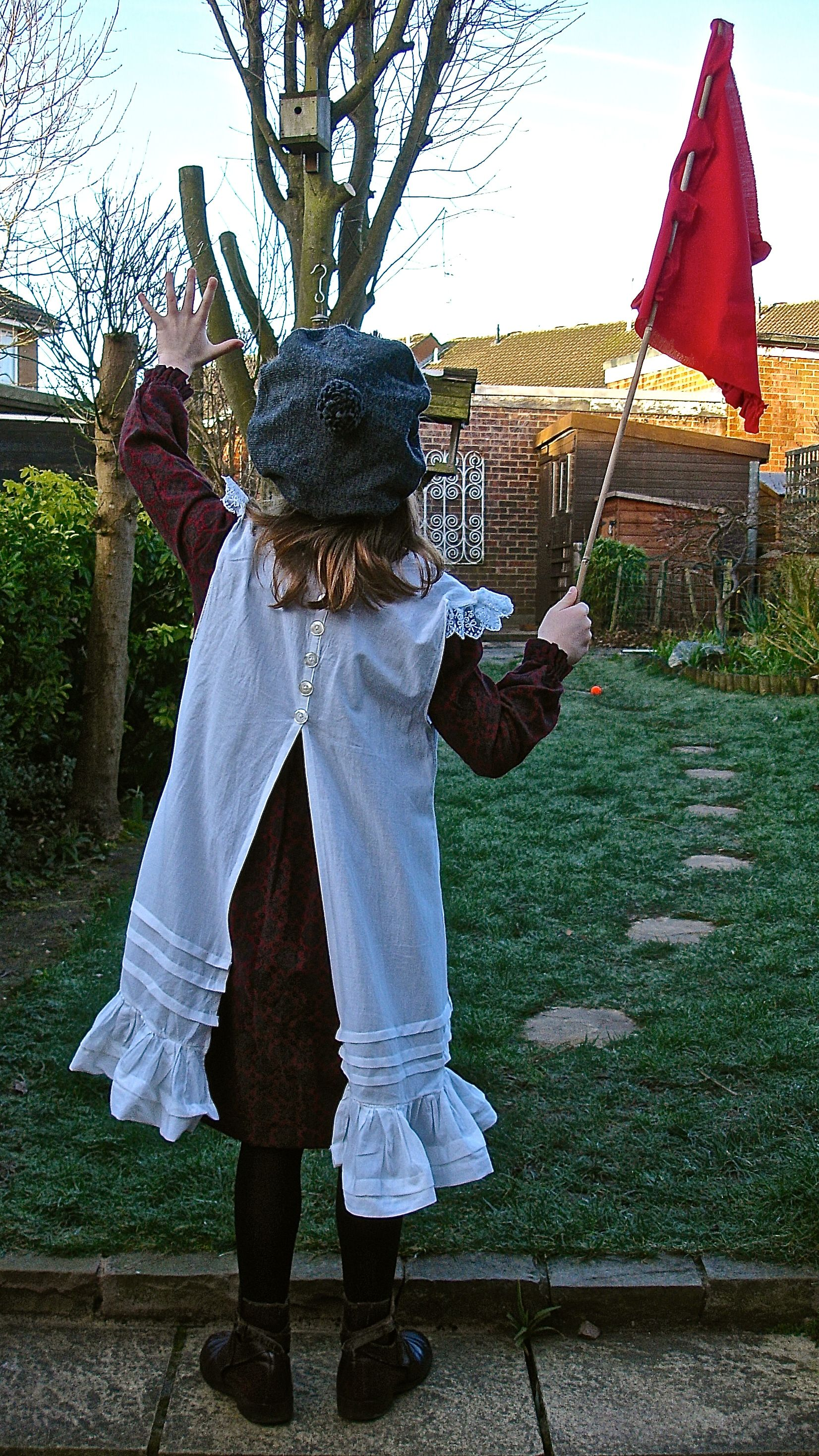 Bobby The Railway Children Costume For World Book Day World