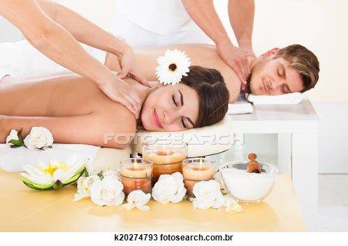 Banco de Imagem - par, recebendo, massagem, em, spa k20274793 - Busca de Imagens, Fotografia Poster, e Fotos Clip Art - k20274793.jpg
