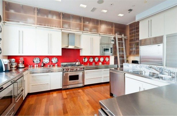 Kitchen Floor To Ceiling White Kitchen Cabinet With Frosted Glass
