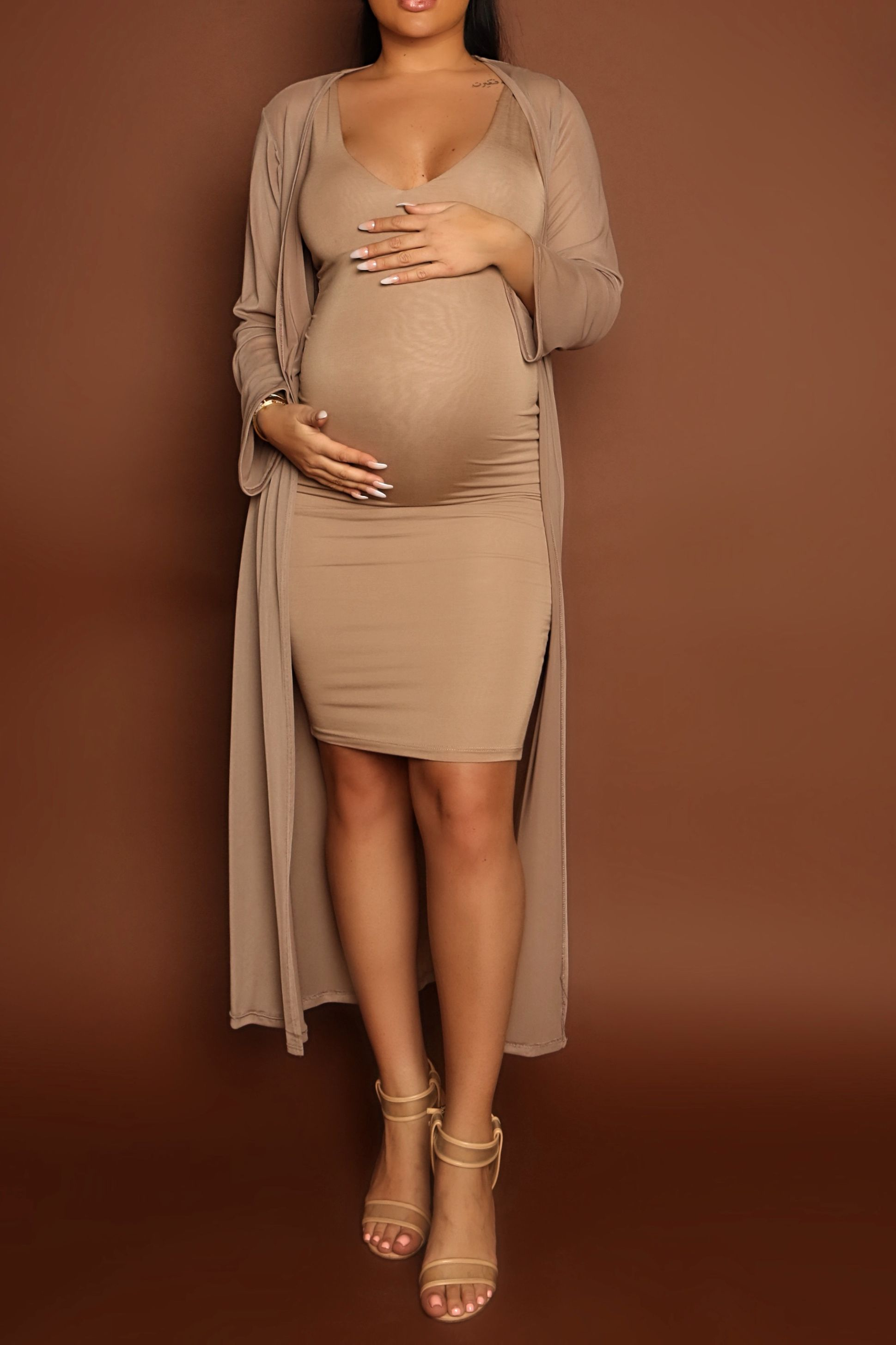 Maternity  Stylish maternity outfits, Maternity dresses for baby