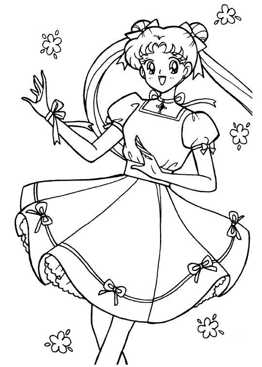Pin de Patricia Iannone en Manga - Sailor Moon | Pinterest | Dibujo