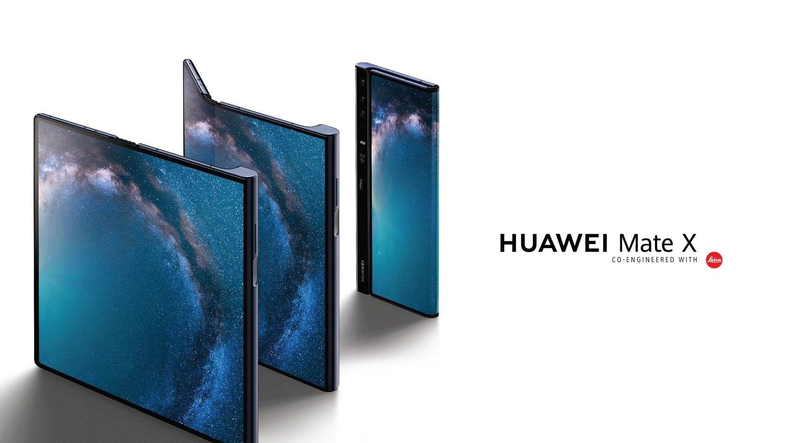 Huawei Unveils Mate X Foldable Handset To Challenge The Galaxy Fold Android Google Tech Huawei Huawei Mate Best Smartphone