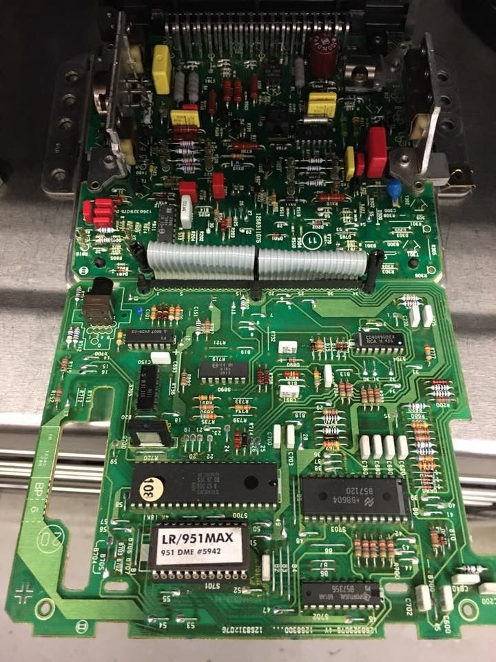 porsche 944 dme control unit