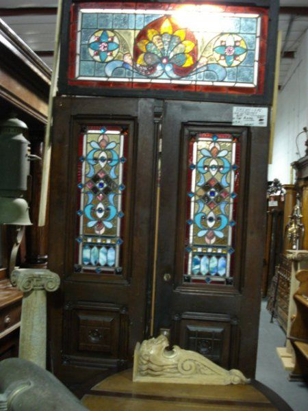 Antique stained glass doors for sale antique furniture antique doors furniture for sale in pennsylvania oley valley architectural antiques planetlyrics Gallery