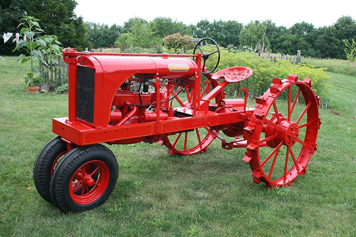 1938 Economy Tractor From Sears