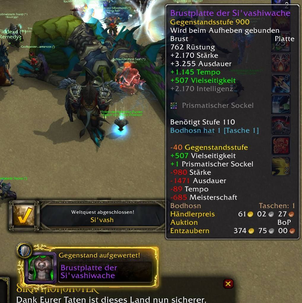Best twink player in wow