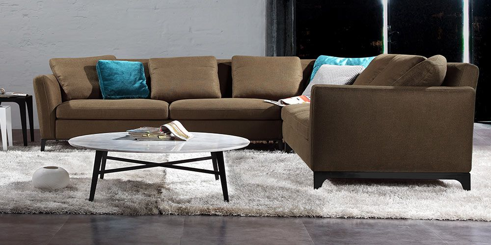 Hot new design now available at Hunter Furniture! The Cooper Corner Lounge Suite. #FurnitureHunters
