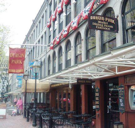 durgin park is a centuries old restaurant at 340 faneuil. Black Bedroom Furniture Sets. Home Design Ideas