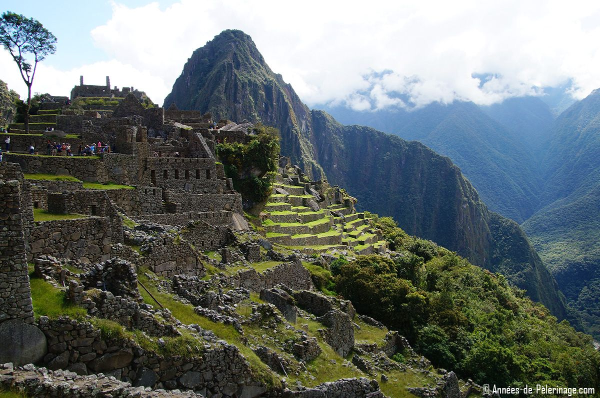 Machu Picchu altitude & altitude sickness - Read to be safe!