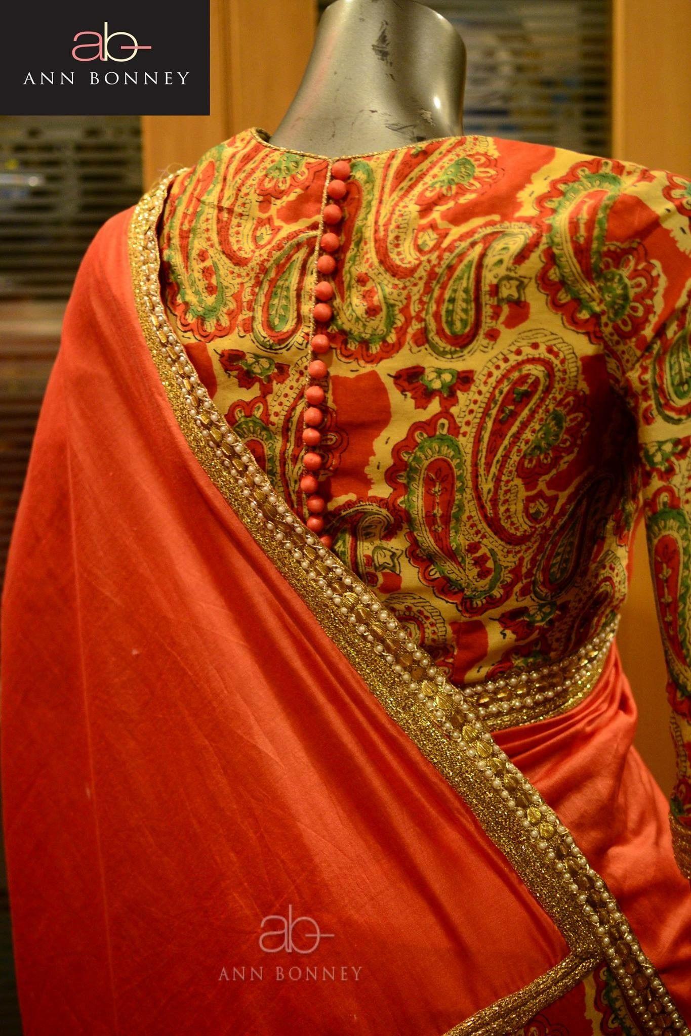 Design of saree blouse designer blouse more  design  pinterest  designers blouse