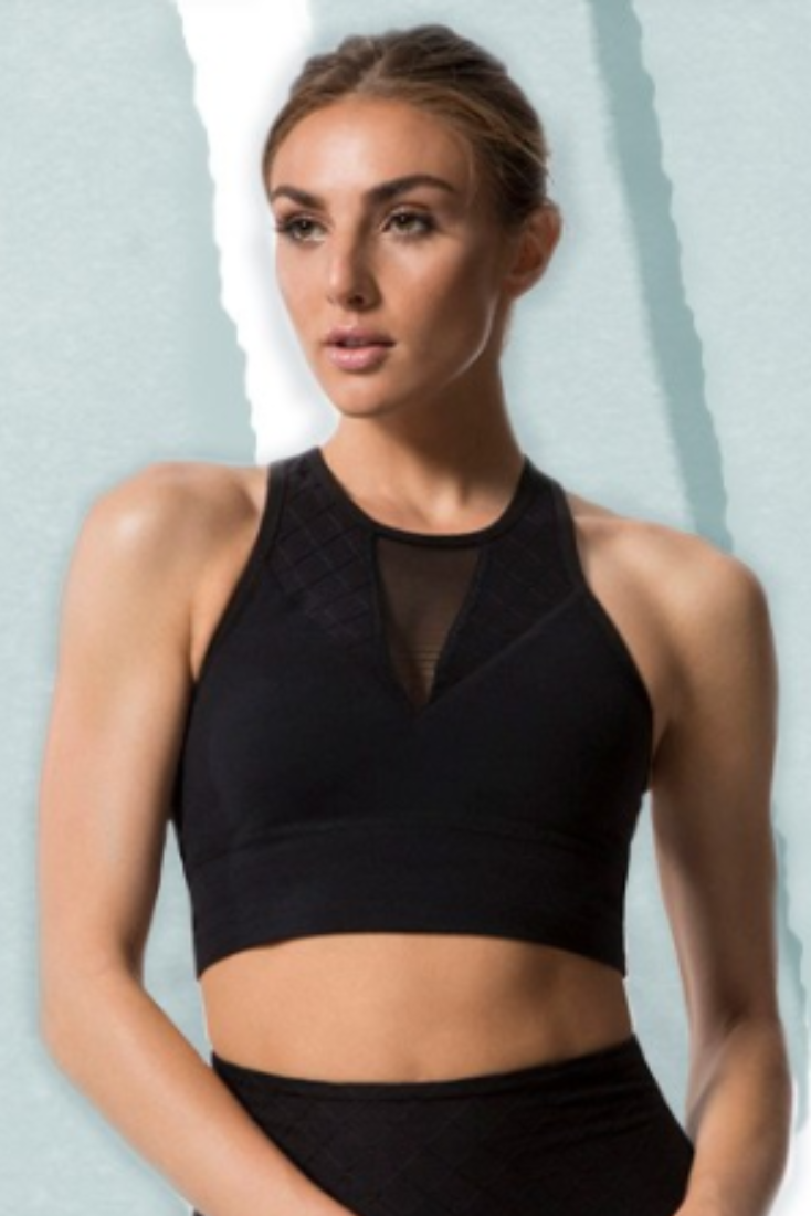 ba581b15d6 How to wear your cropped sports bra everywhere this summer ...