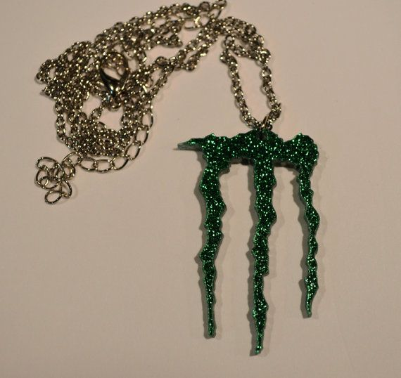 Hey, I found this really awesome Etsy listing at http://www.etsy.com/listing/121971929/monster-energy-inspired-logo-glitter