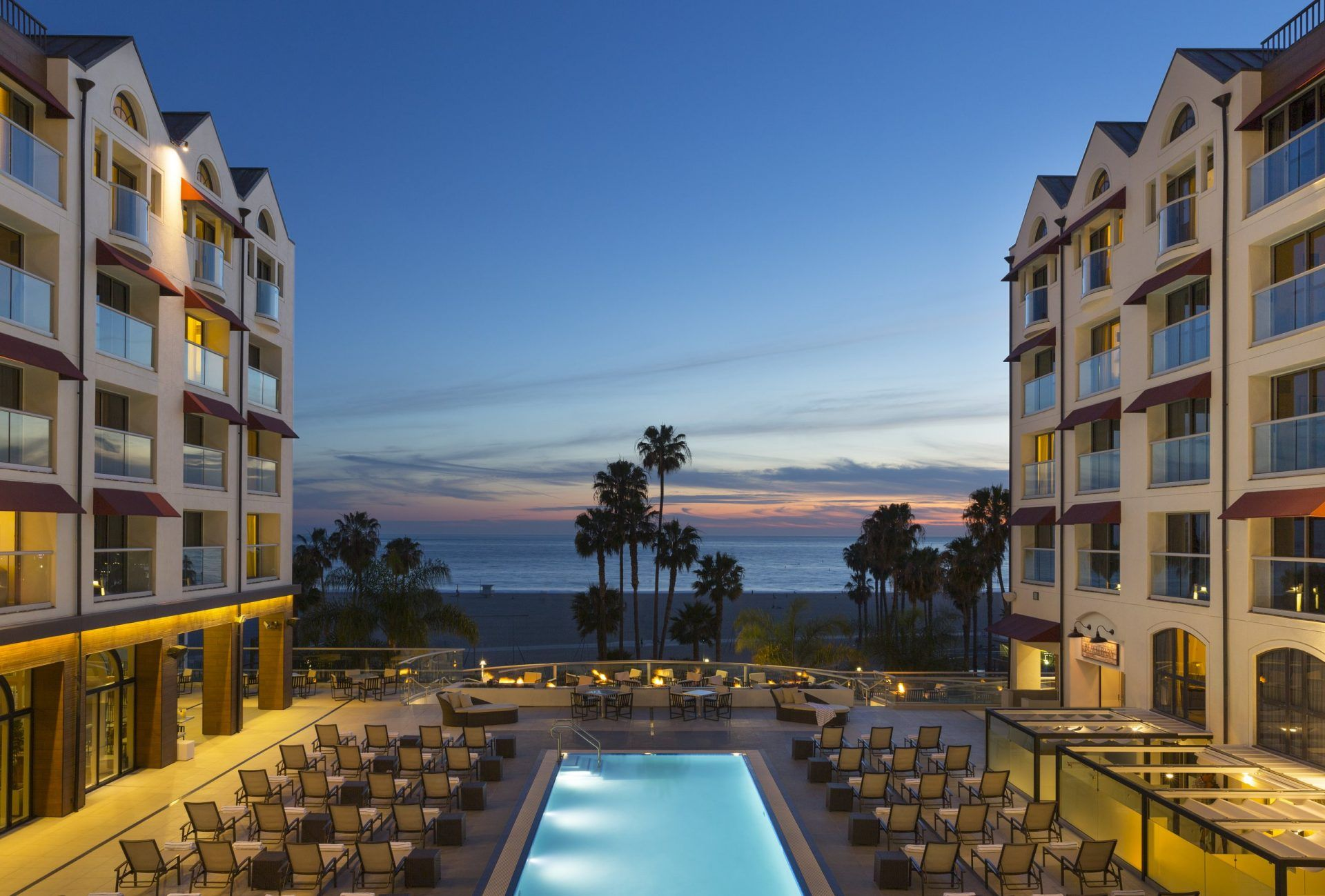 Read More About Allergy Friendly Hotels Like Loews Hotel In Our Los Angeles Allergy Friendly Tr Loews Santa Monica Beach Hotel Santa Monica Santa Monica Hotels