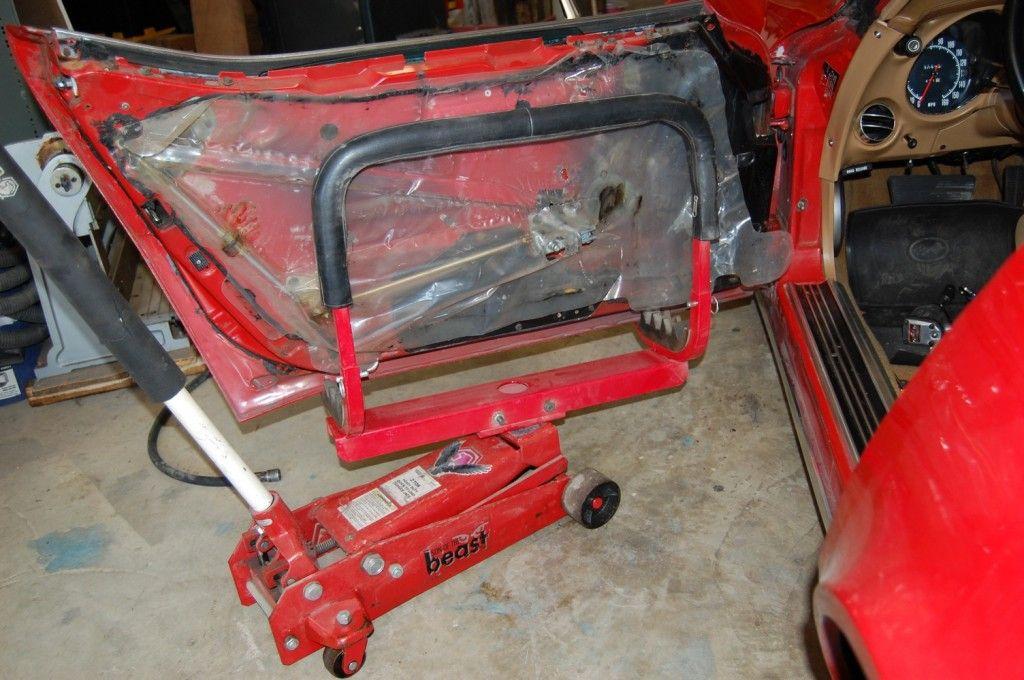 1968 82 Corvette Door Hinge And Window Repair Cc Tech In 2020 Door Hinge Repair Window Repair Door Hinges