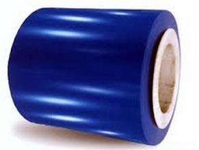 Blue Color Pe Coated Aluminum Coil Aluminum Coil Glassware