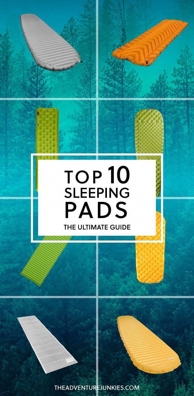 Top best backpacking sleeping pads u best camping gear u hiking