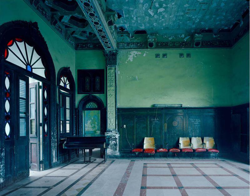 Music Room, Havana. Michael Eastman