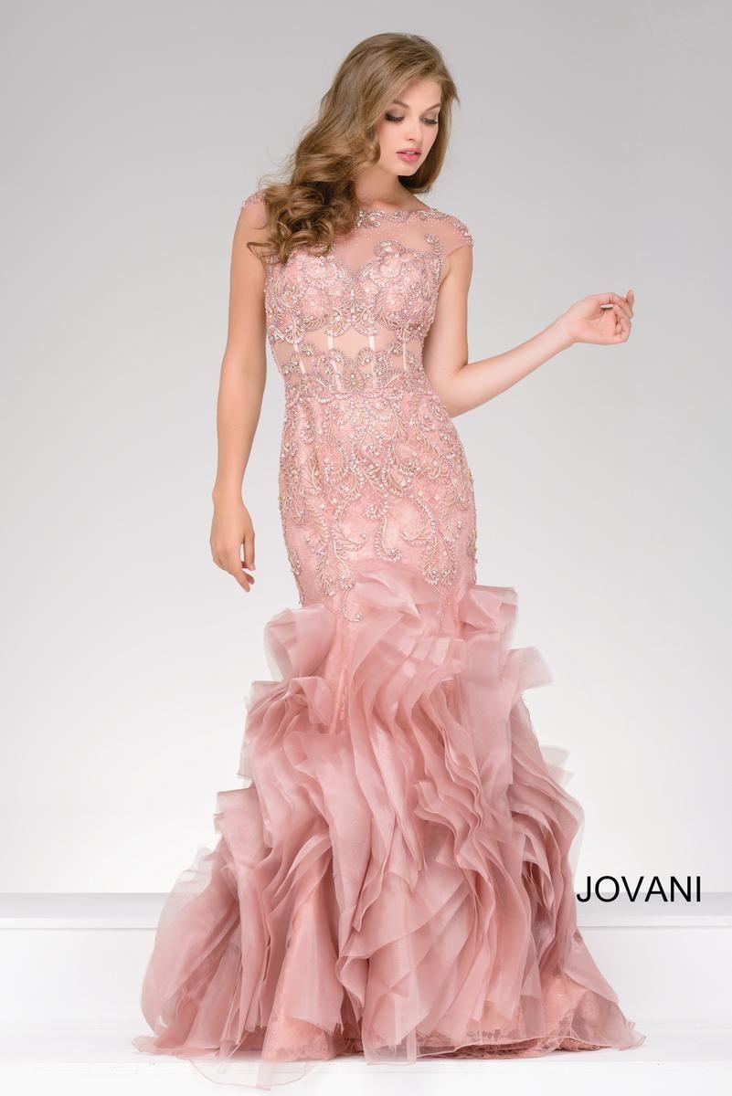 Jovani Prom 40682 Jovani Prom Estelle\'s Dressy Dresses in ...