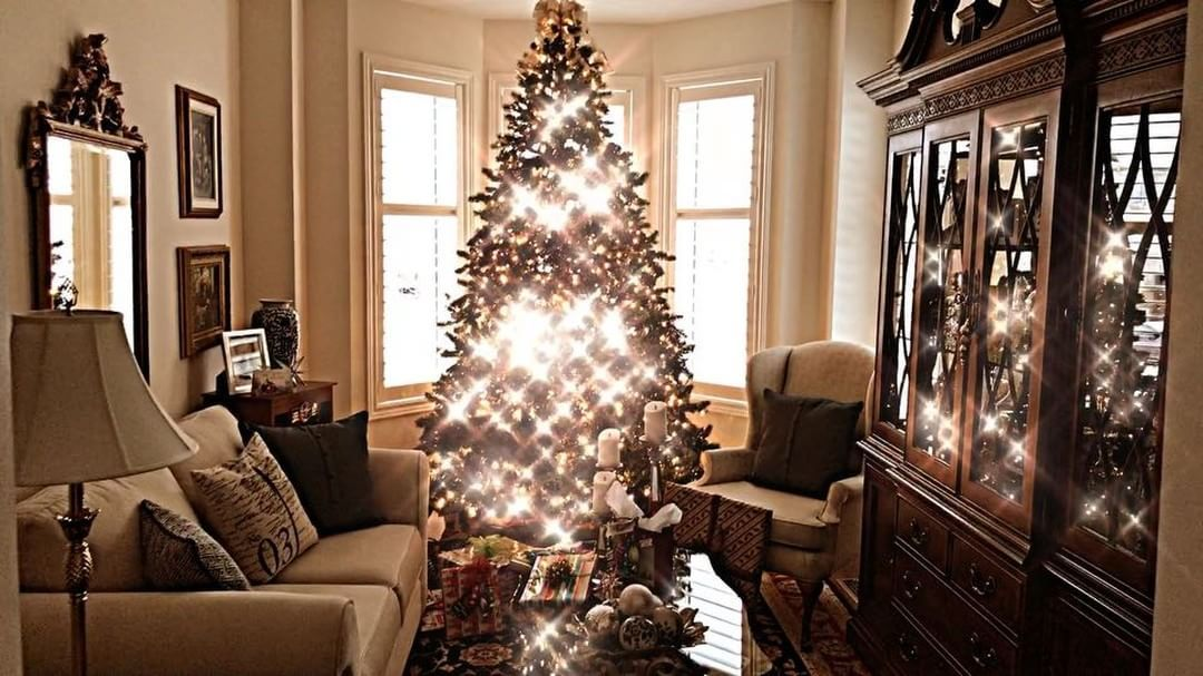 Merry Xmas everyone! #xmas #oakville #ontario #whitexmas #christmas