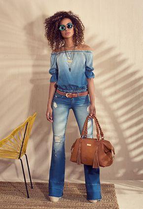 Ropa Jeans Y Accesorios De Moda Para Mujer Ela Moda Ropa Moda Para Mujer