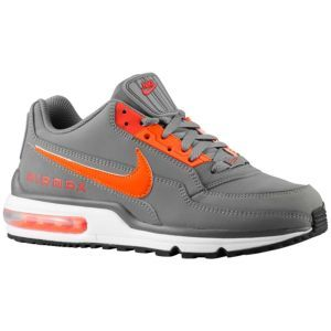 reputable site f21a2 c5625 Nike Air Max LTD - Men s - Cool Grey Gamma Orange White Total Orange
