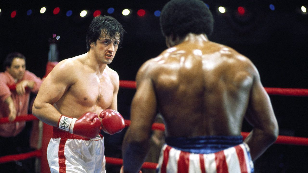 [US] Rocky (1976) Sylvester Stallone shot to fame as Rocky Balboa an unknown fighter whos given a shot at fighting world champ Apollo Creed as a publicity stunt. #rockybalboaquotes [US] Rocky (1976) Sylvester Stallone shot to fame as Rocky Balboa an unknown fighter whos given a shot at fighting world champ Apollo Creed as a publicity stunt. #rockybalboaquotes [US] Rocky (1976) Sylvester Stallone shot to fame as Rocky Balboa an unknown fighter whos given a shot at fighting world champ Apollo Cree #rockybalboaquotes