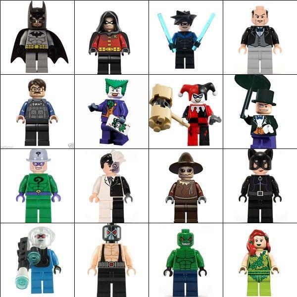 Lego Batman - By ecnal79 | Birthday - Lego party ...