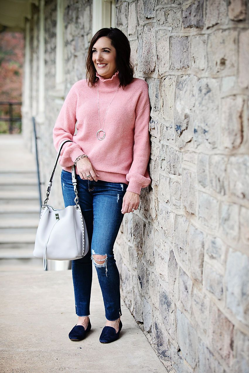 My New Favorite Neutral Navy Blue My Style Outfit Ideas And