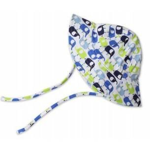 Boy's Elephant Baby Sun Hat - Baby and Toddler Boys