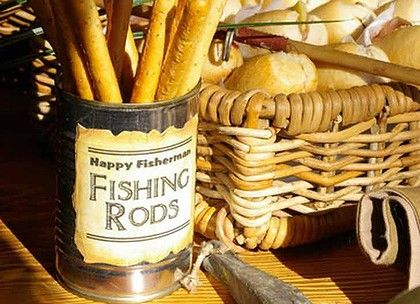 Best 25 fish party foods ideas on pinterest graham for Fish themed party food
