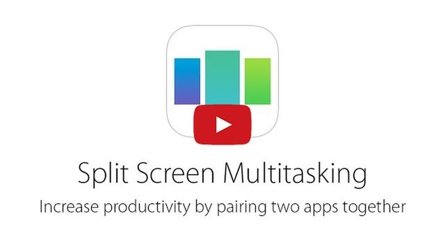 Apple Working on Split-Screen Multitasking for iOS 9, iPad Pros with Multi-User Login - http://iClarified.com/49321 - Apple has big plans for the iPad, beginning with split screen multitasking that could be revealed at WWDC iOS 9.