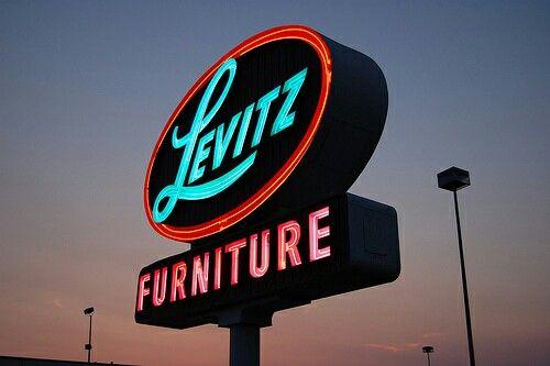 Levitz Furniture logo