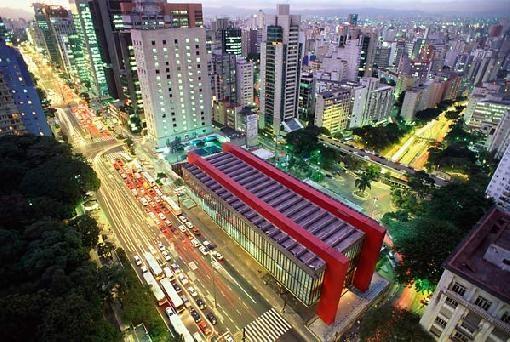 Masp :: São Paulo, Brazil.