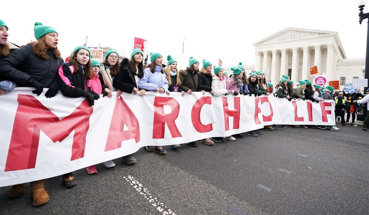 March For Life 47 Marches Later Roe V Wade Is Still Indefensible In 2020 Pro Life Life Supreme Court