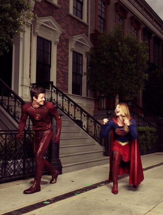 El Solitario De Providence The Flash Clip Del Episodio 1x23 Fast Enough The Flash Y Supergirl Superhéroes Dc Series De Superheroes Disfraz De Super Heroe