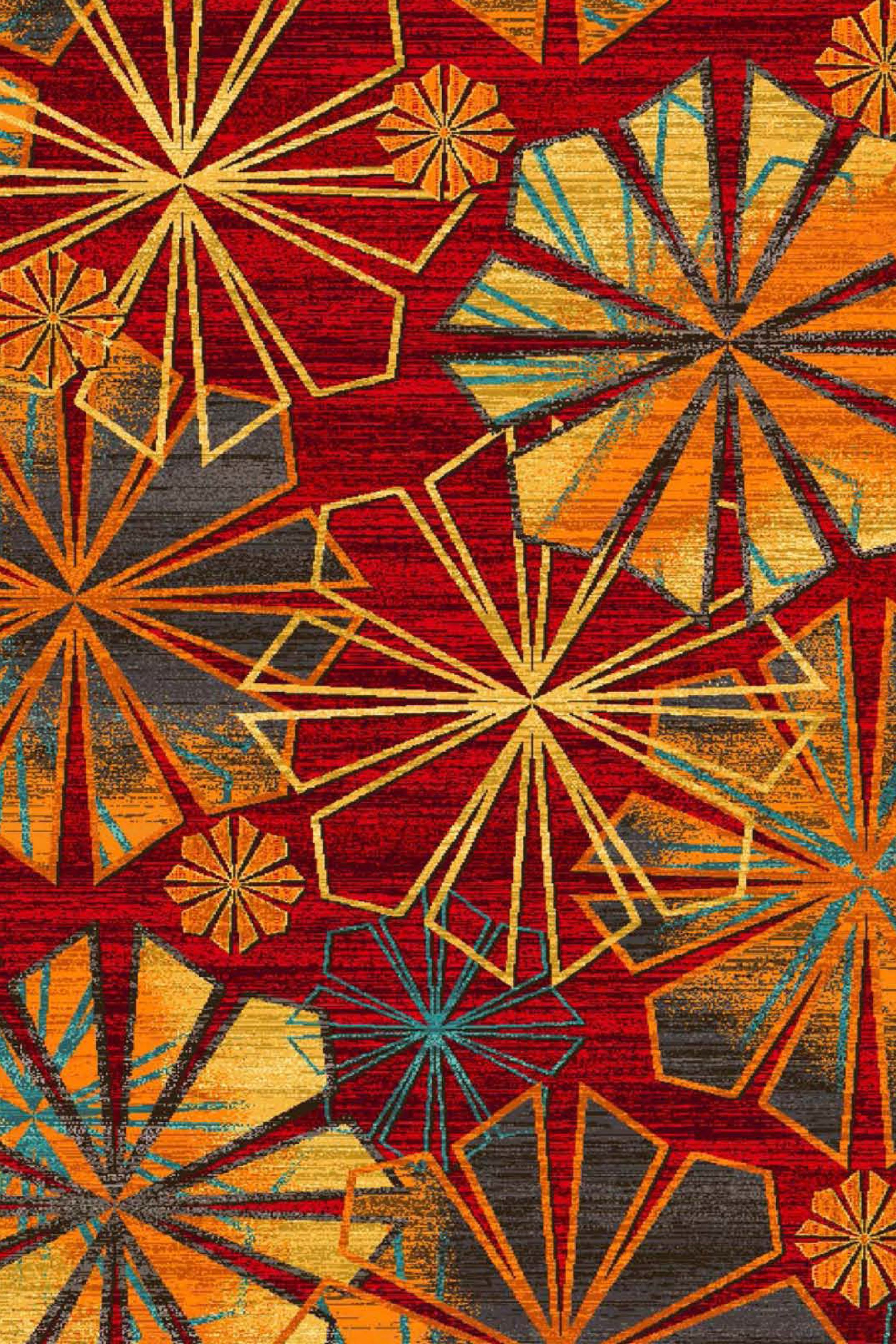 High Energy Colorful Axminster Carpet Designs For Casino