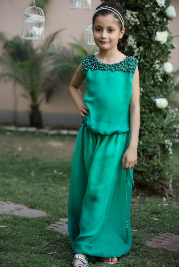 d68783f9ccd842 Latest Collection Maria B Fancy Kids Dresses Designs for Girls 2016-2017 (7)
