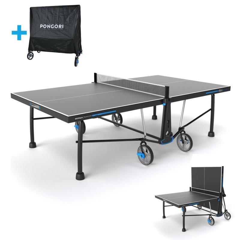 Table de tennis de table free ppt 930 outdoor avec housse ...