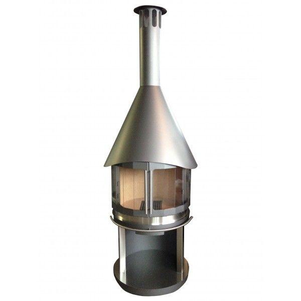 grillkamin glass dn 700 grillkamine gartenkamine terrassenkamine grillkamine. Black Bedroom Furniture Sets. Home Design Ideas