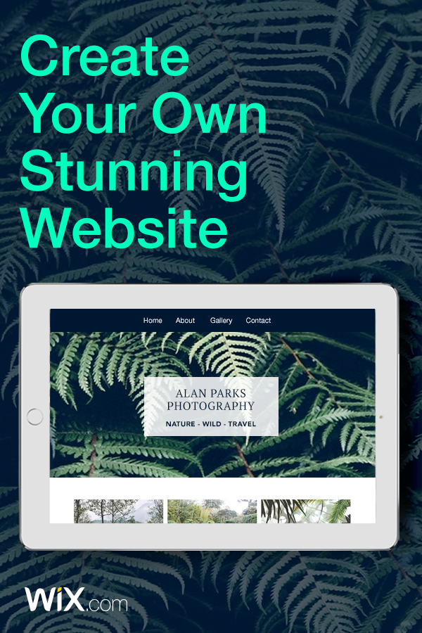 Create Your Free Website With Wix Free Website Builder The Easiest